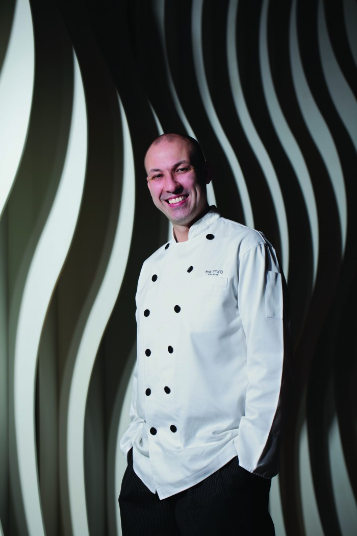Executive Pastry Chef Jean Marc Gaucher Profile Pic