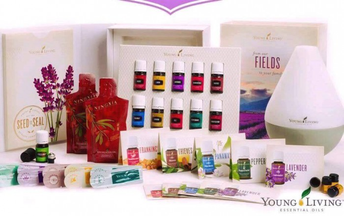 Young Living Startkit