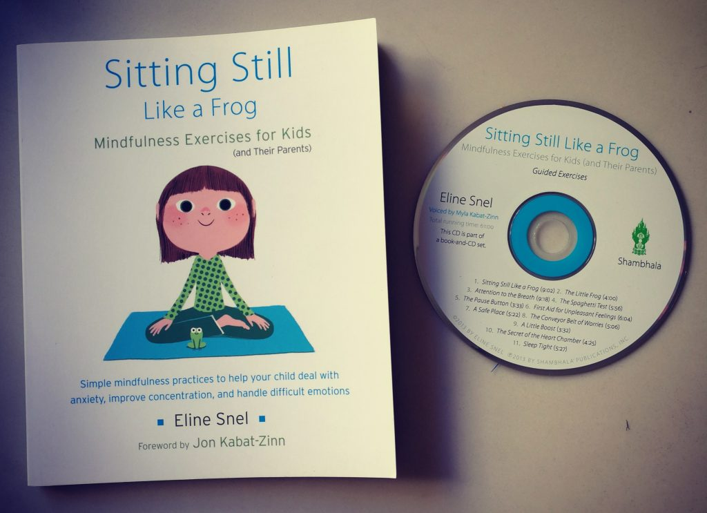 Sitting still like a Frog 靜觀練習